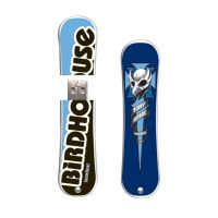 BirdhouseTony Hawk SnowDrive USB 2.0 Flash Drive 8GB Blue ...