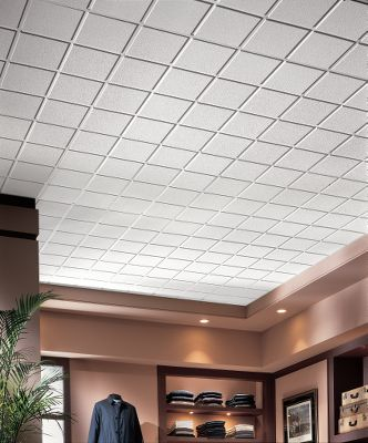 Armstrong Commercial Ceiling Panels