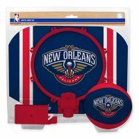 NBA New Orleans Pelicans Slam Dunk Hoop Set - Bed Bath ...