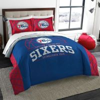 NBA Philadelphia 76ers Comforter Set - Bed Bath & Beyond