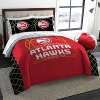Buy NBA Atlanta Hawks Full/Queen Comforter Set from Bed ...