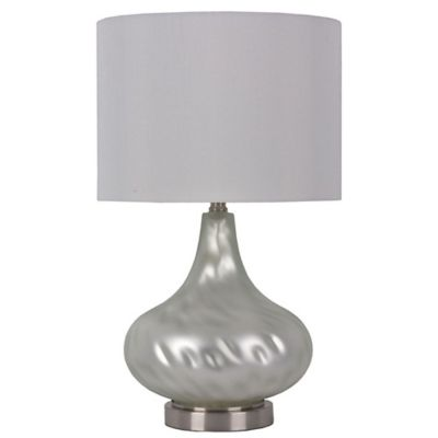 Florence Glass Droplet Table Lamp