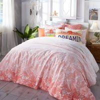 Hang Ten Ombre Hibiscus Comforter Set in Coral - Bed Bath ...