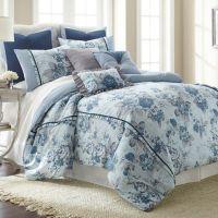 Pacific Coast Textiles Farmhouse Reversible Comforter Set ...