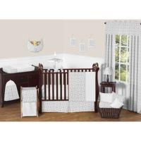 Sweet Jojo Designs Diamond Crib Bedding Collection ...