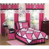Buy Sweet Jojo Designs Soccer Full/Queen 3-Piece Comforter ...
