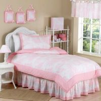 Sweet Jojo Designs Toile Bedding Collection in Pink ...