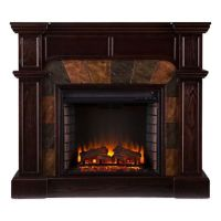 Southern Enterprises Cartwright Electric Fireplace - Bed ...