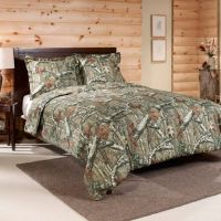 Mossy Oak Break Up Infinity Comforter Set - Bed Bath & Beyond