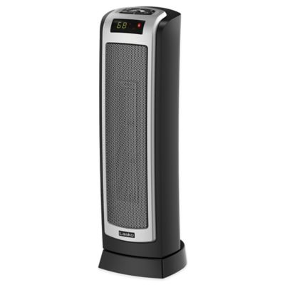 Lasko Ceramic Tower Heater With Remote Control And