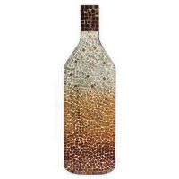 Mosaic Red Wine Bottle Wall Art - Bed Bath & Beyond