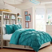 Buy VCNY Monica Full Comforter Set in Turquoise from Bed ...