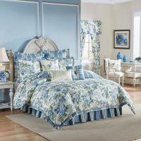 Waverly Floral Engagement Reversible Comforter Set in ...
