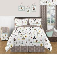 Kids Bedding Sets > Sweet Jojo Designs Outdoor Adventure