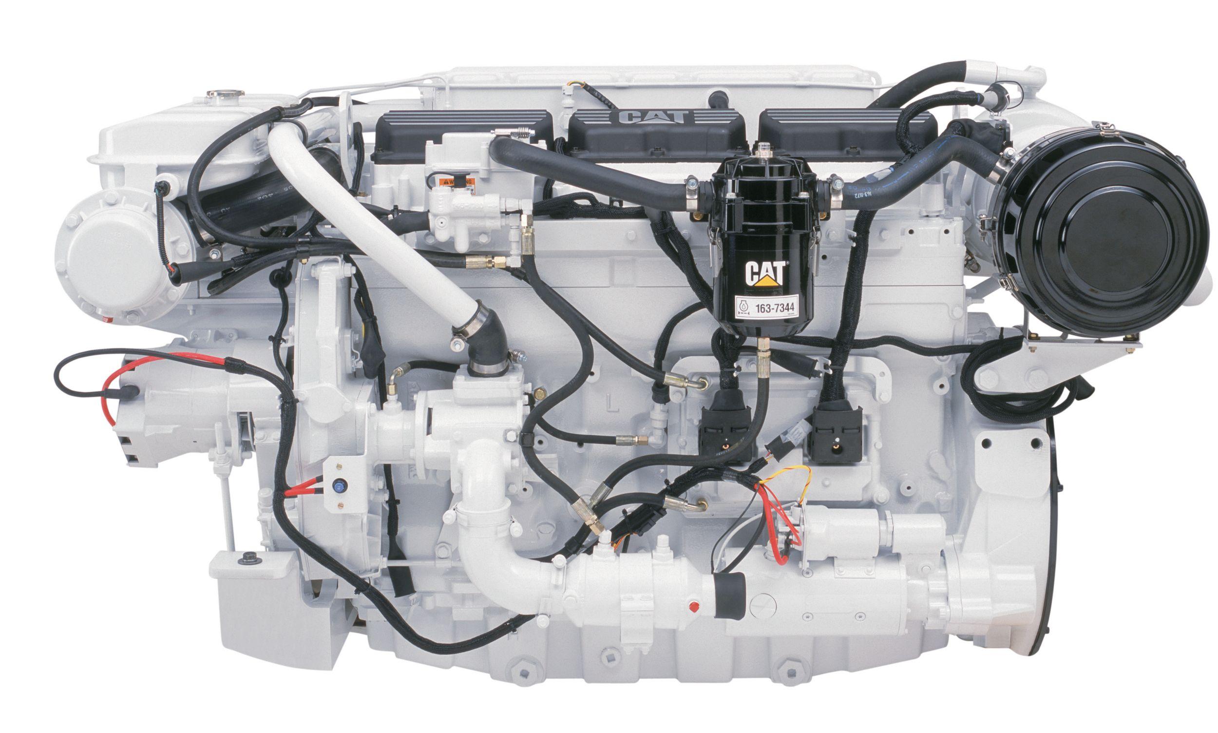 caterpillar c12 engine diagram