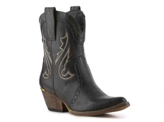 Volatile Calico Cowboy Boot Dsw