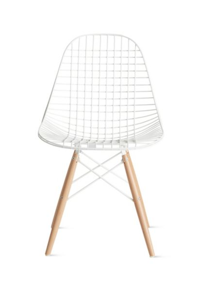 Eamesr Dowel Leg Wire Chair Dkw0 Design Within Reach