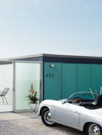 Neutra Modern House Numbers - Design Within Reach