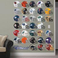 NFL Helmet Collection