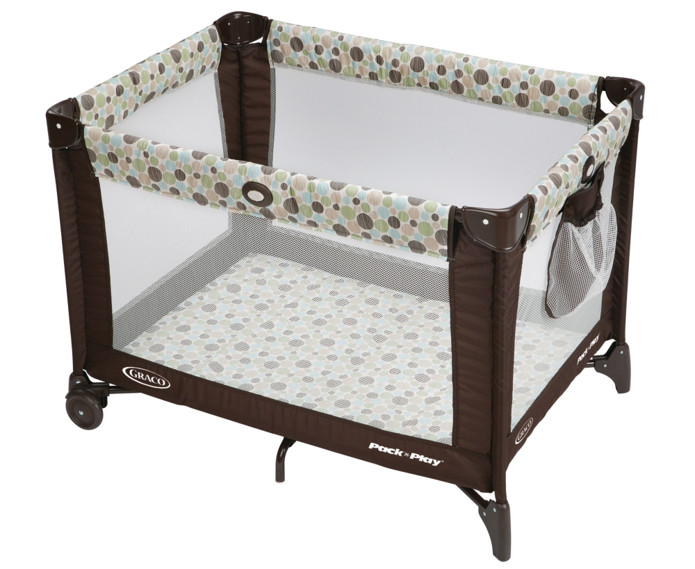 Baby Playpen Height Pack N Play Portable Playard Gracobaby