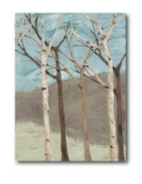 Courtside Market Birch Trees Canvas Wall Art | Stage Stores