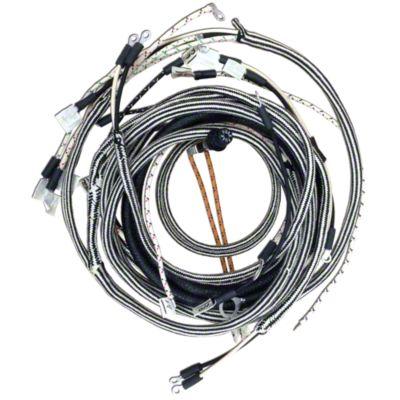 ih 706 glow plug wiring diagram