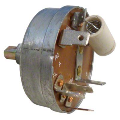 jds853 4 position light switch without knob
