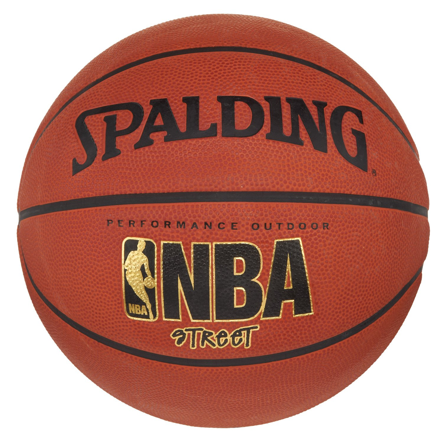 Basketball Ball Spalding Performance Nba Street Outdoor Basketball