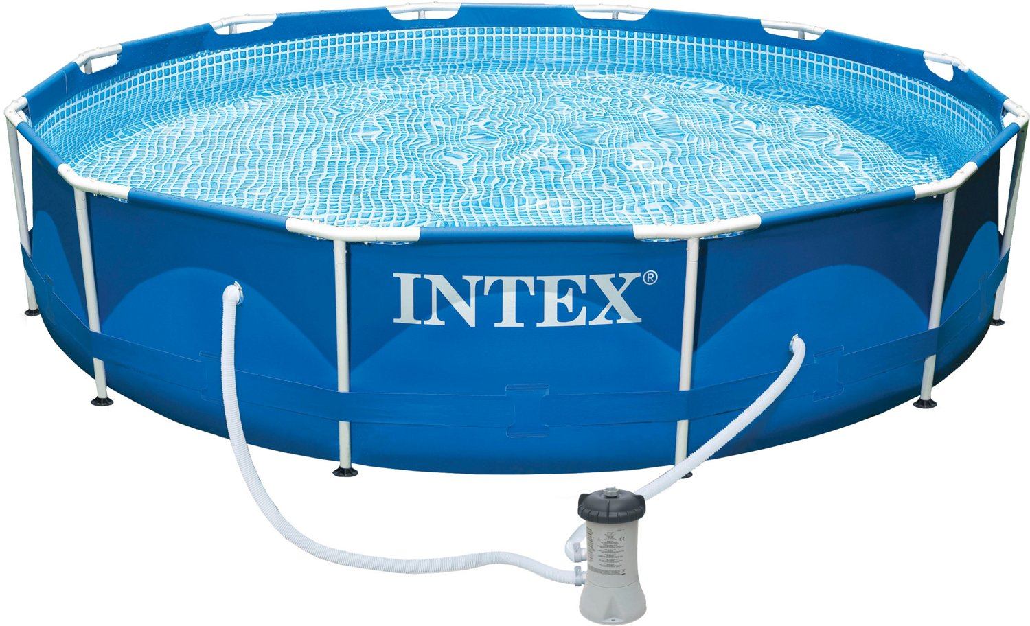 Intex Pool Frame Rund Above Ground Pools Academy
