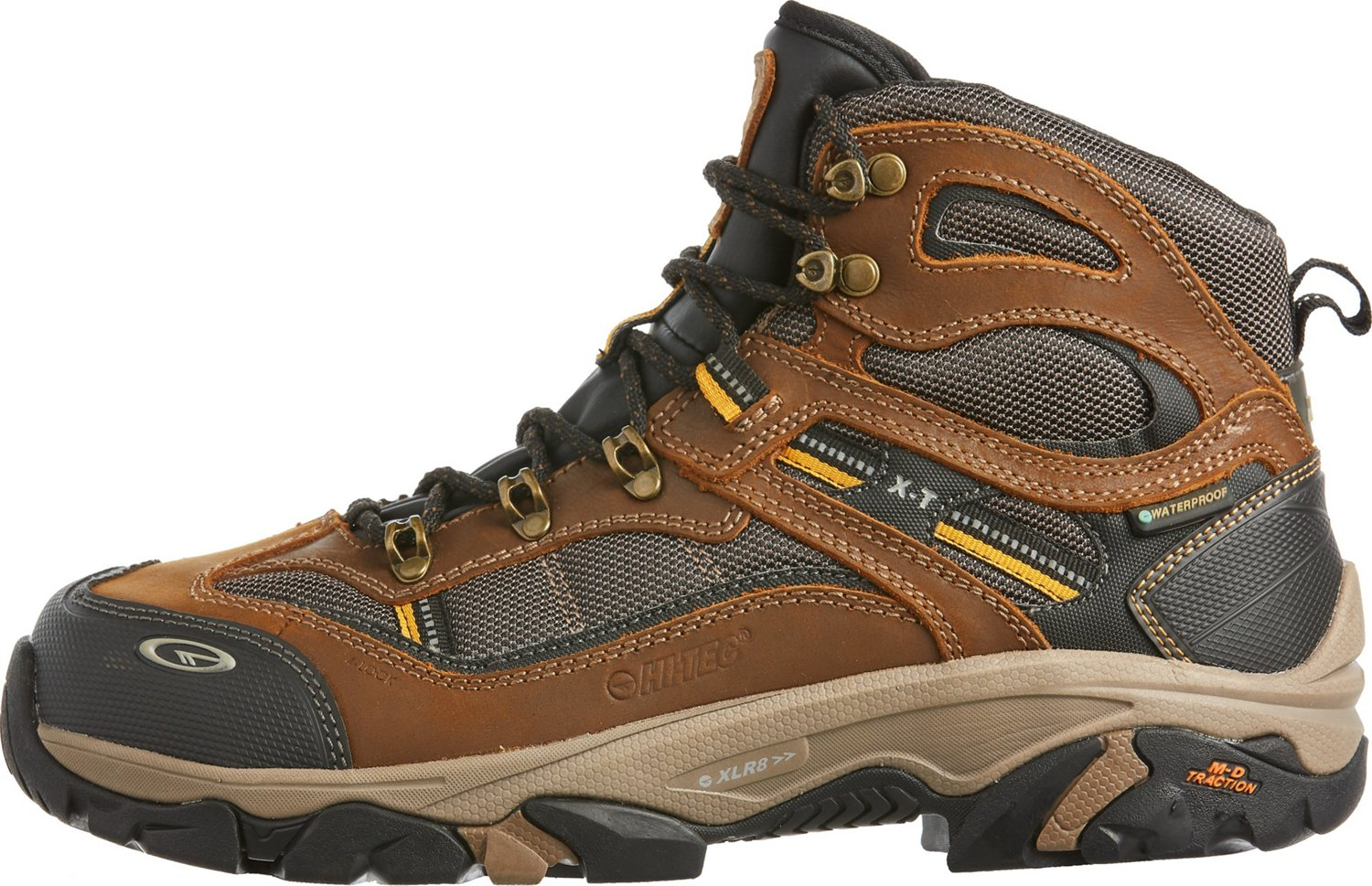 Hi Tec Com Hi Tec Men S Explorer Mid Eh Steel Toe Lace Up Work Boots