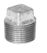 Aqua-Dynamic Fitting Galvanized Iron Plug 3/4 Inch | The ...