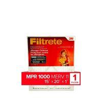 3M Filtrete 16x25 Micro Allergen Reduction Filter 4-Pack ...