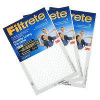 3M Filtrete 14x25 Airborne Microparticle Reduction Filter ...