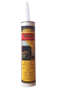 Quikrete High Heat Fireplace Mortar 296ml | The Home Depot ...