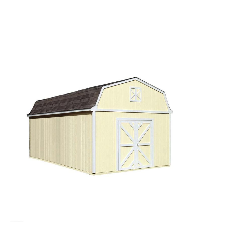 Handy Home Products Sequoia 12 Ft X 24 Ft Storage