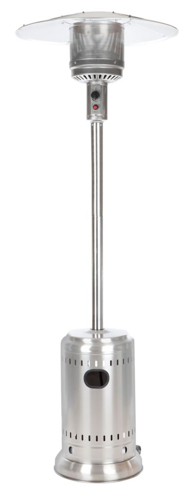 Paramount Full Size Stainless Steel Propane Patio Heater