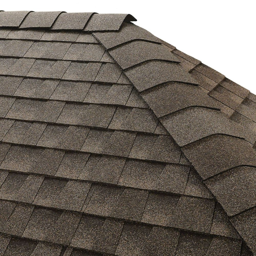 Crc Biltmore Shingles Roof Shingles The Home Depot Canada