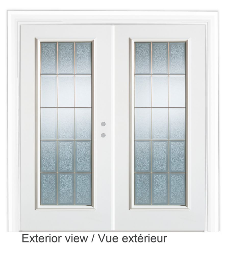 Porte Exterieur Stanley Patio Doors In Canada : Canadadiscounthardware.com