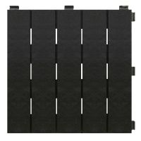 Ecotrend 12x12 Inch Deck & Balcony Tile (pack of 6) | The ...