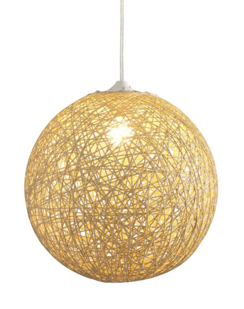 Zuo Modern Lighting Canada Continuity Pendant Beige