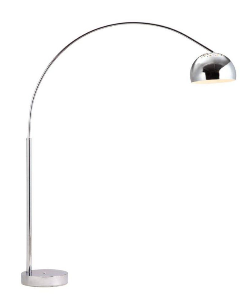 Zuo Modern Lighting Canada 80 Inch Galactic Floor Lamp In Chrome
