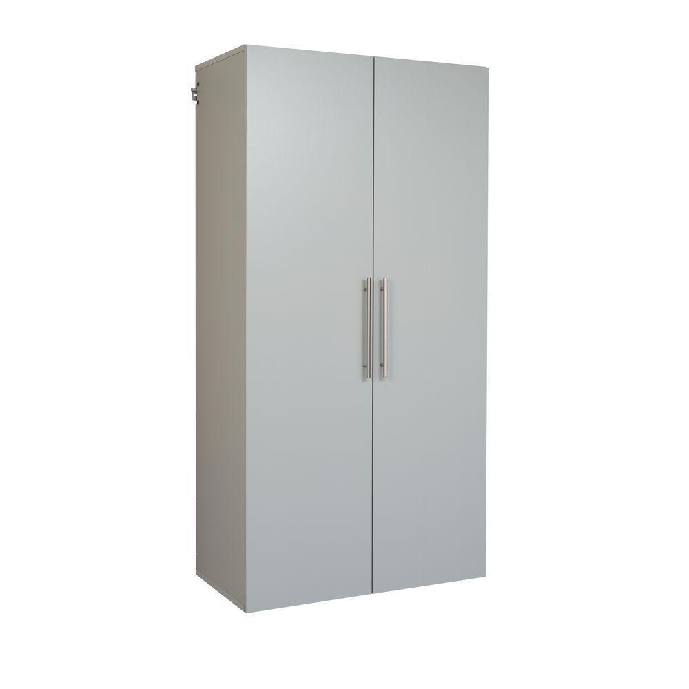 Prepac HangUps 36 Inch Large Storage Cabinet