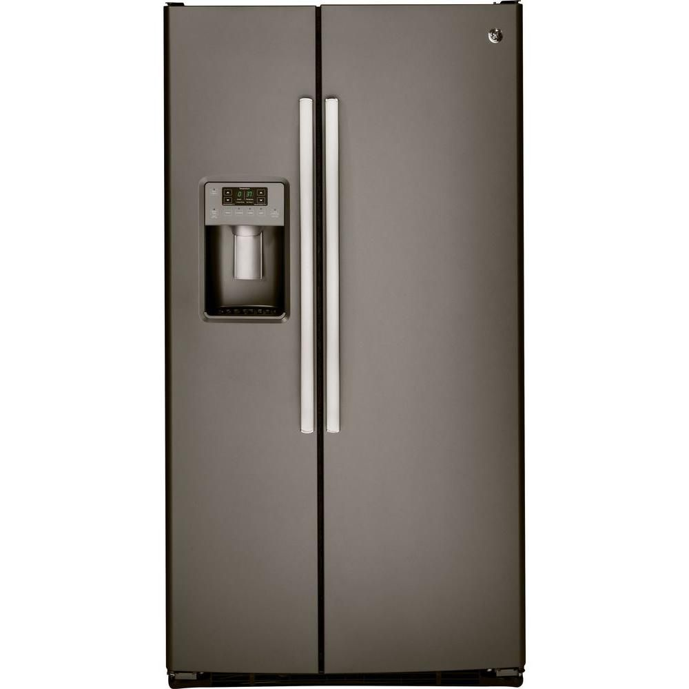Home Depot Fridges Canada Side By Side Refrigerators Fridges The Home Depot Canada