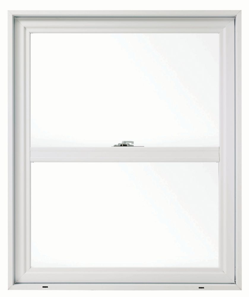 Farley Window Solensis 18 Inch X 30 Inch Vinyl Single Hung Window With 4 1 2