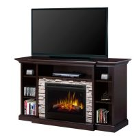 Muskoka Elliott Electric Fireplace Media Console ...