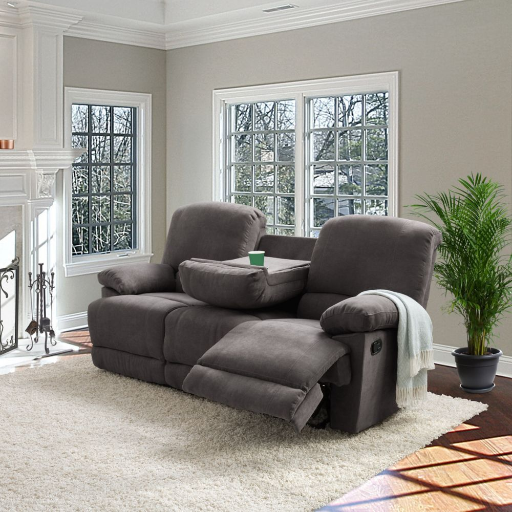 Fabric Sectional Sofas Canada Sofas Sectionals The Home Depot Canada