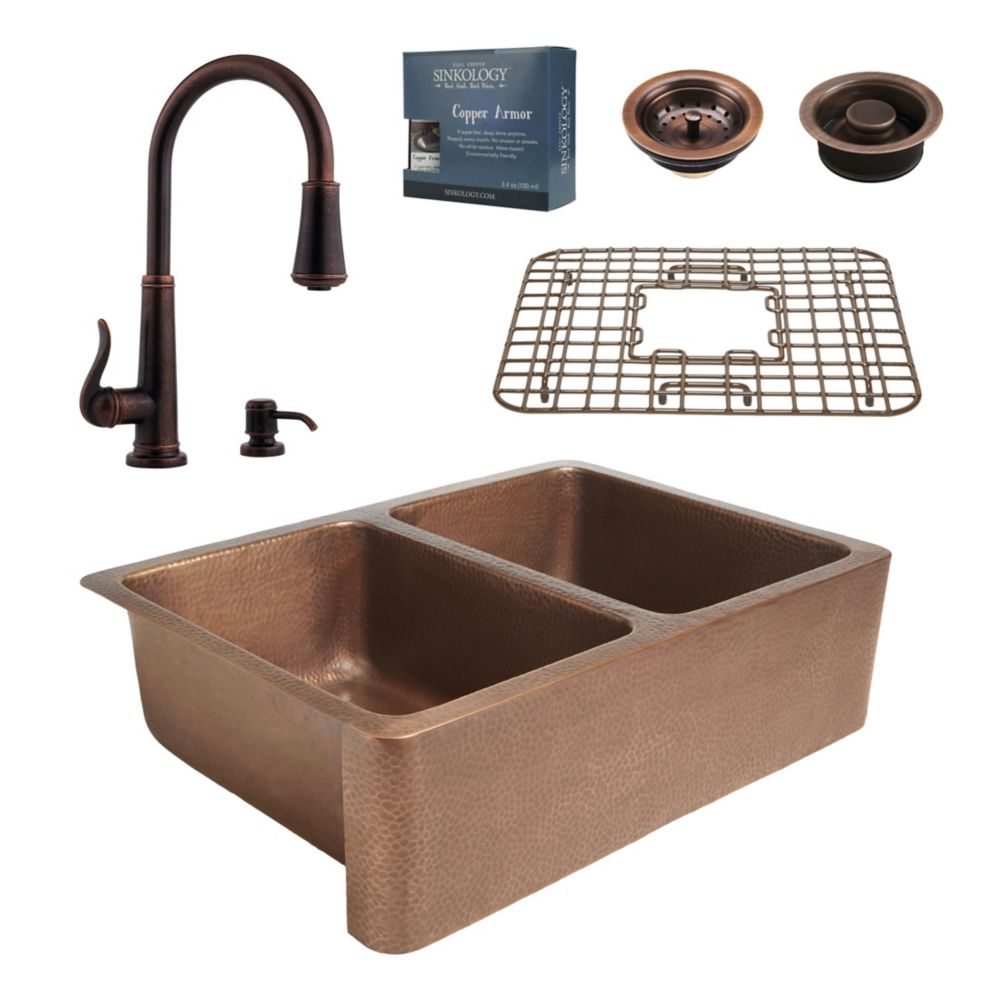 Kraus Undermount Stainless Steel 33 Inch 50 50 Double Bowl