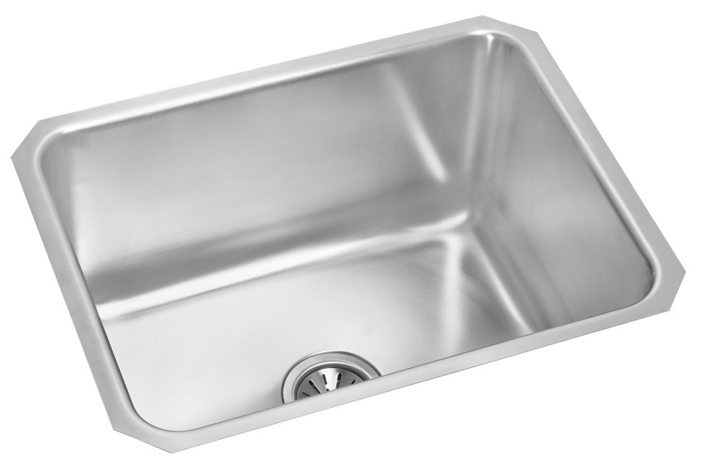 Wessan Stainless Steel Single Bowl Undermount Sink 1775