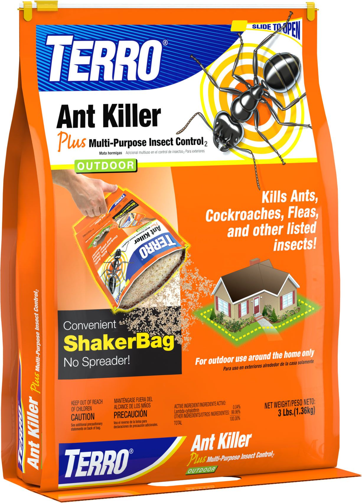 Natural Ant Killer For Yard Stop Ants Ant Control Tips From Terro