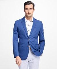 Mens Blue Sport Coat - Coat Racks